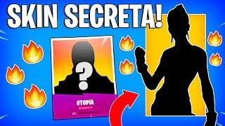 ¡PIEL SECRETA DE LA TEMPORADA 9! UTOPIA SKIN!