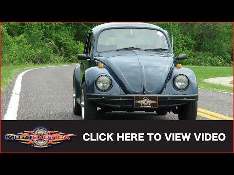 1969 Volkswagen Beetle 1500 (SOLD)