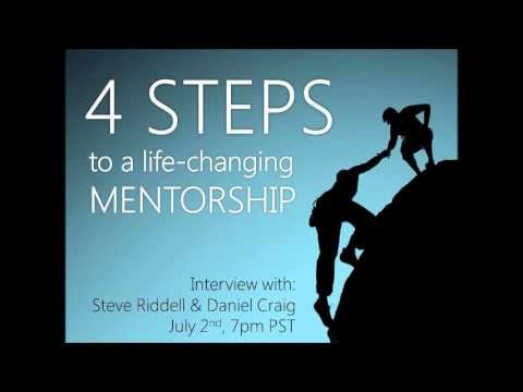 4 Steps to a Life-changing Mentorship