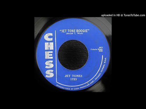 Jet Tones - Jet Tone Boogie - 1959 Rockabilly Instrumental