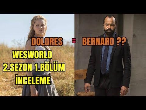 Westworld 2.Sezon 1.Bölüm İnceleme Ve Büyük Teori