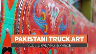 Pakistani Truck-Art goes global!