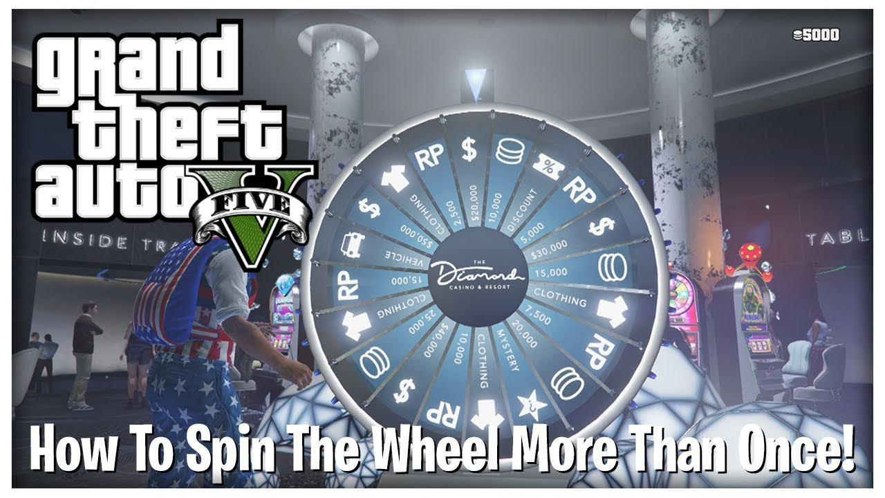 Spin casino gta 5 xbox 360