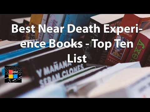 Best Near Death Experience Books   Top Ten ListBest Near Death Experience Books - Top Ten List