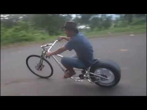 choper bike youtube