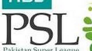 PSL T20 Live