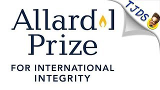 The Allard Prize Experience With Glenn Greenwald & The Jimmy Dore Show