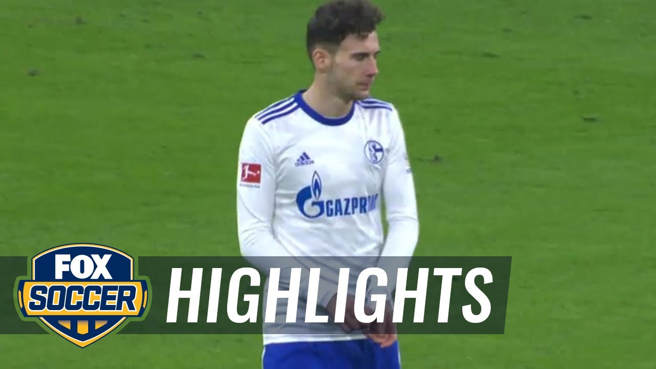 bayern vs schalke highlights