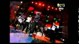 2005/09/29 koyote 코요태 1 2 3 4 원 투 쓰리 포【신지 김종민 빽가】