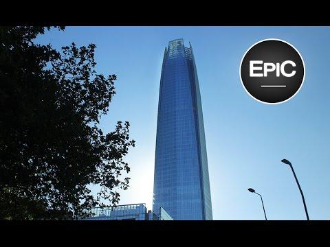 Costanera Center (Torre, Shopping Mall & Sky Costanera) - Santiago De Chile (HD)