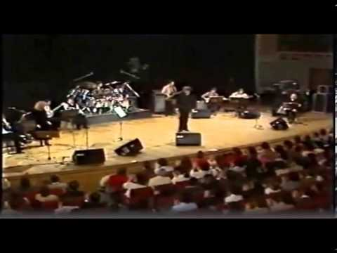 MIKIS THEODORAKIS Popular music concert Brussels 1985