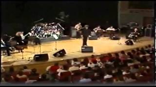 MIKIS THEODORAKIS Popular music concert Brussels 1985