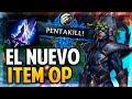 ¡MASTER YI ESTA OP CON EL NUEVO ITEM! | League of Legends