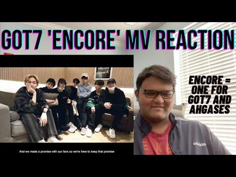 GOT7 'Encore' Official MV Reaction