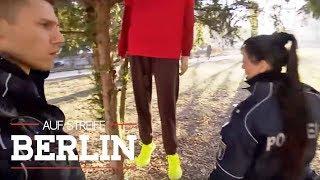 Schüler spurlos verschwunden: Hängt er im Baum? | Auf Streife - Berlin | SAT.1 TV
