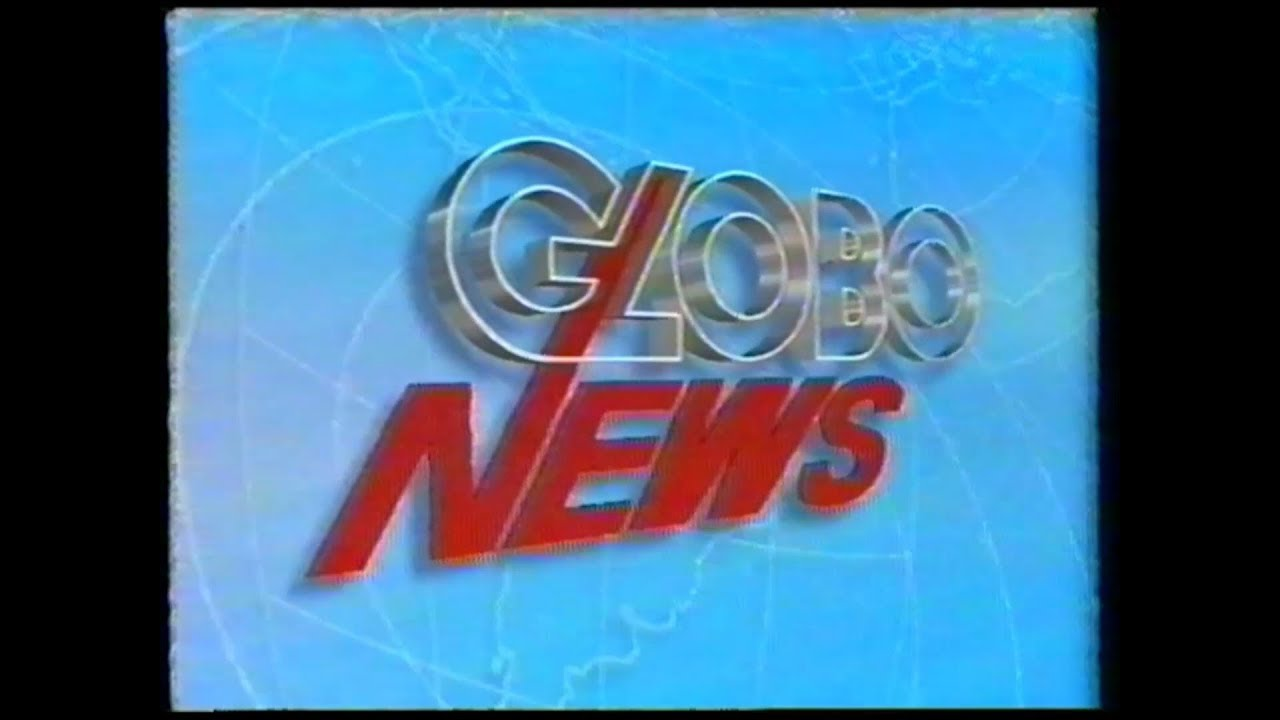 Vinheta Globo News 2001 Youtube