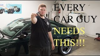 EVERY CAR GUY NEEDS THIS! | Jam Handle Review