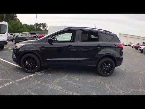 Jc Lewis Ford Savannah Ga >> 2019 Ford Escape Savannah, Richmond Hill, Pooler, Hilton ...