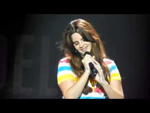 Lana Del Rey Why Don't You Do Right (Peggy Lee) Live at [Endless Summer Tour]