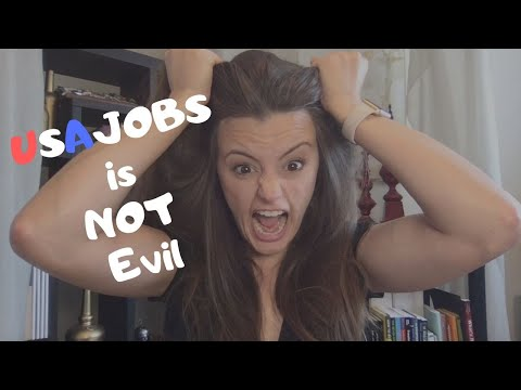 USAJOBS is NOT Evil