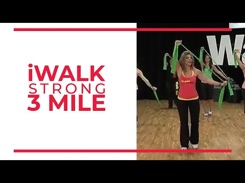 Leslie Sansone - Walk at Home - 5 Mile Fat Burning Walk