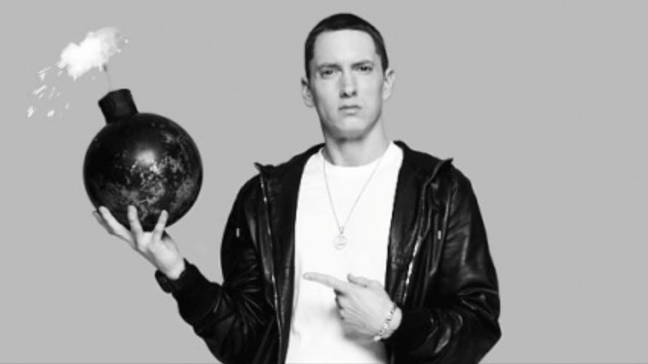 the popularity and rise of eminem to the top in the music industry The slim shady ep made major noise throughout the music industry, garnering   as biting commentary on popular culture and societal contradictions  finds  eminem exploring the phenomenon of his rise to the top and the.
