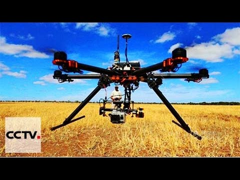 China's Plan— UAV application