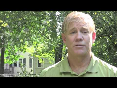Ron McPherson talks why he supports Barry Sharpe
