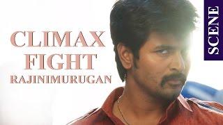 Rajini Murugan - Climax Fight Scene | Sivakarthikeyan, keerthi Suresh, Soori | Ponram