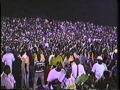 Buju Banton - Island Life (DVD Rip) (Full 80 min Show 1992-1993) Part 2 main Performance