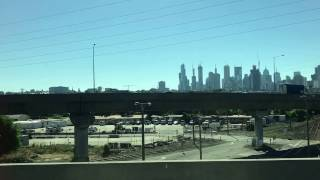 the way  to Melbourne city
