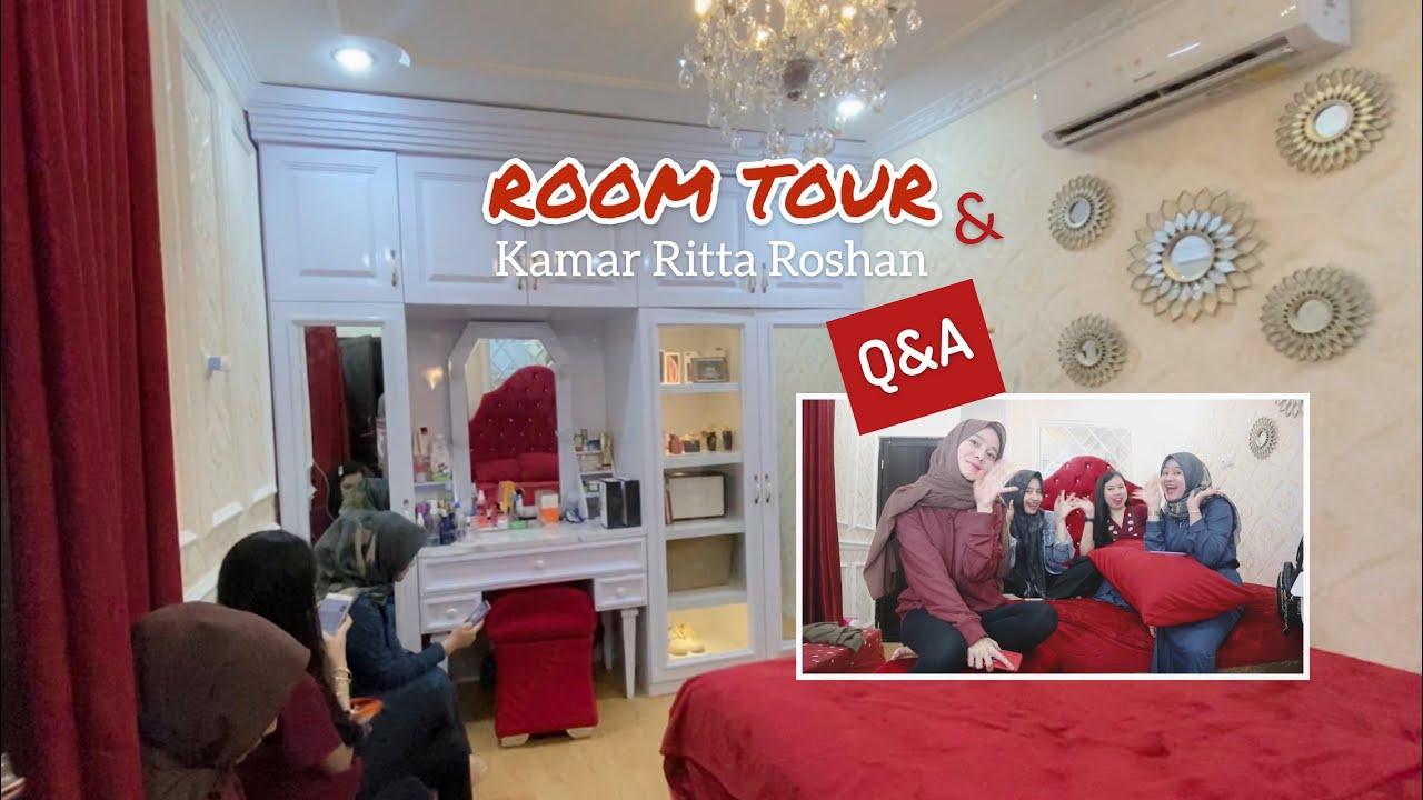 Girls Time // Ngapain aja?? (Room Tour & QnA)🌻