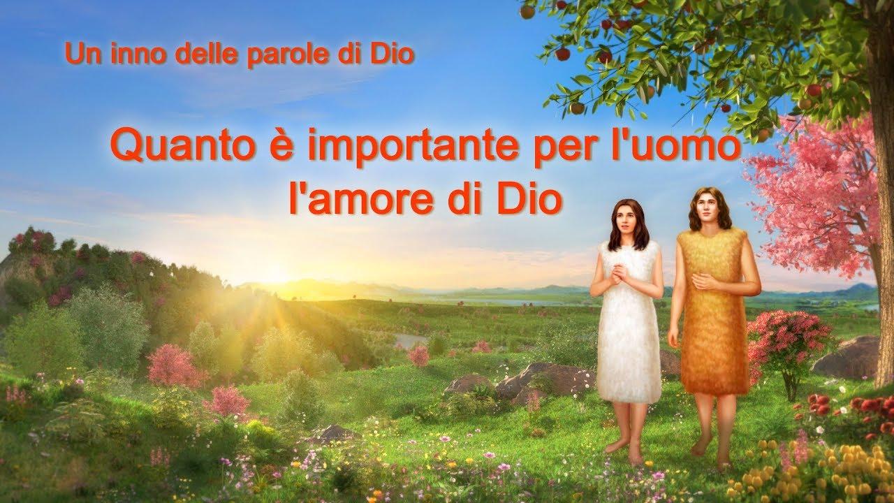 """Canzone cristiana - """"Quanto è importante per l'uomo l'amore di Dio"""""""