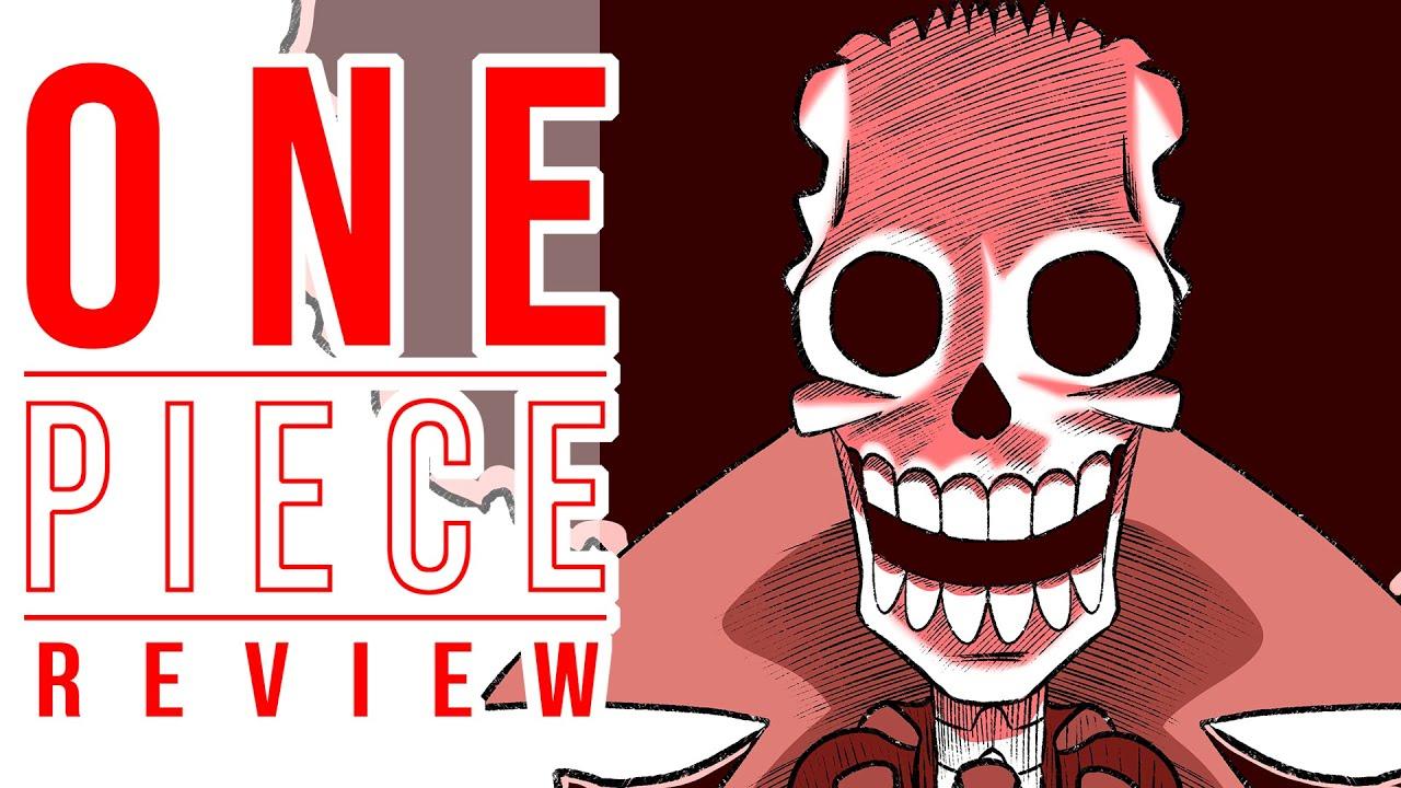 100% Blind ONE PIECE Review (Part 9): Thriller Bark