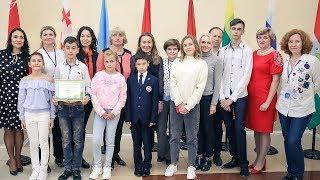 Победители конкурса «Путешествие со сказкой» в Москве