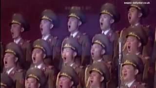 в КНДР показали ролик о ядерном ударе по США