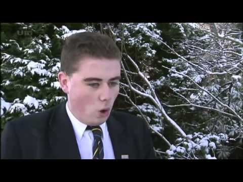 Hilarious Northern Ireland accent - Ruairí McSorley (Full Interview)