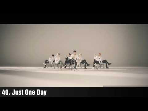 [TOP 40] BTS SONGS