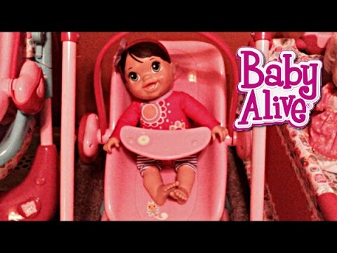 Baby Alive Plays And Giggles Baby Doll Name Reveal And