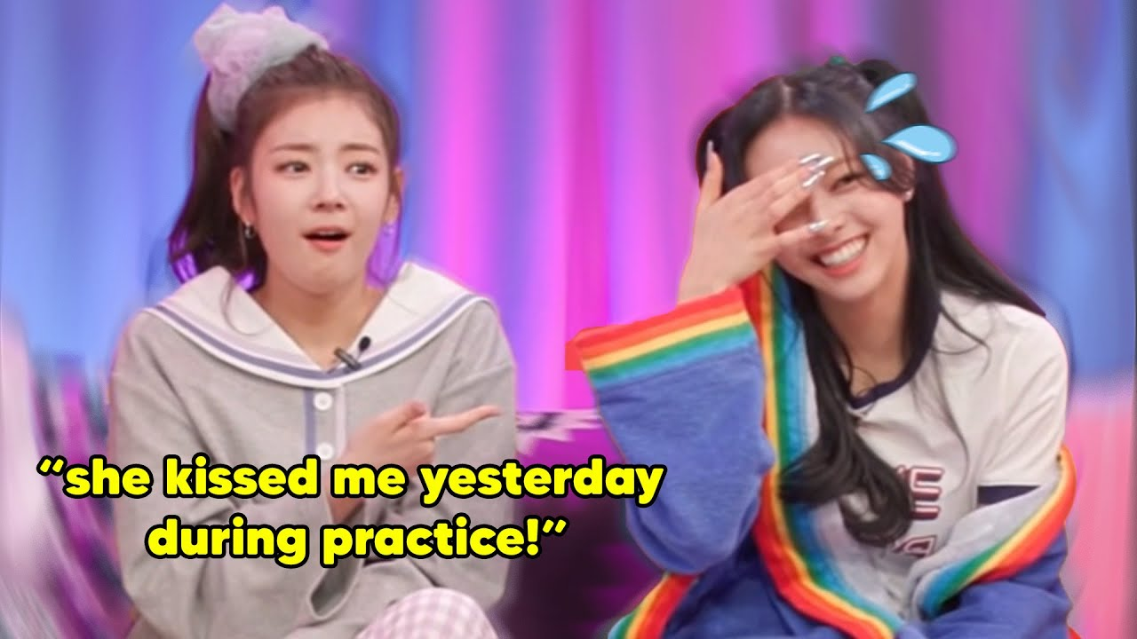 Download random itzy moments to keep you up at night