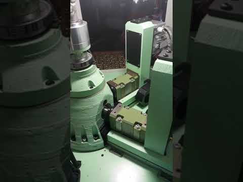 Агрегатный станок, работа в 2х канальном режиме