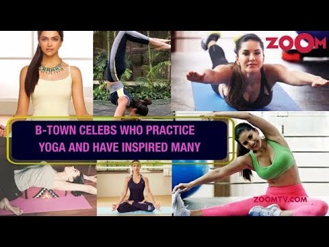 International Yoga Day Special - Bollywood celebrities share their Yoga routine Mp3
