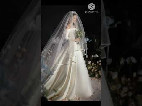 Chinese and Korean bridal dresses  fashion | Bridal dresses |