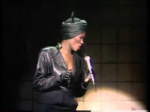 Grace Jones   Nipple To The Bottle RARE (with Lyrics)