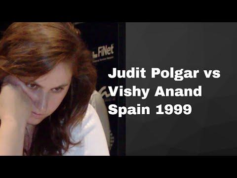 Judit Polgar's Best Game: J Polgar vs Anand