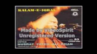 Ustad Nusrat Fateh Ali Khan Dayar-E-Ishq Part 1/2