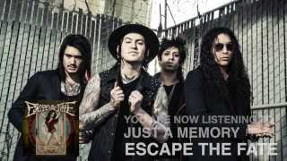 escape the fate just a memory audio stream