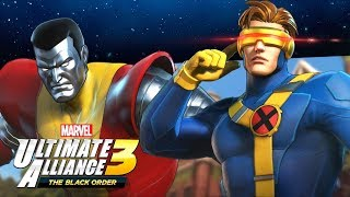 MARVEL ULTIMATE ALLIANCE 3: The Black Order - Gameplay Live Stream!