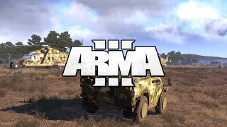 Arma 3 - Multiplayer - End Game - Feres - 1440p - 60fps