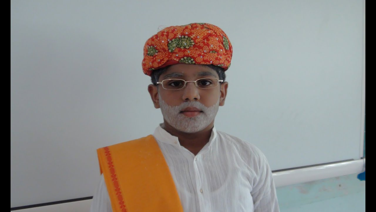 sc 1 st  YouTube & Narendra Modi Role Play / Fancy dress competition - YouTube